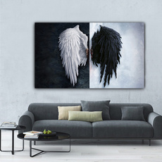 canvasprint, Modern, Wall Art, Angel