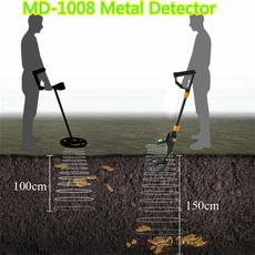 metaldetector, gold, Waterproof, Durable