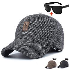 Warm Hat, Outdoor, Cotton, capformen