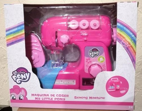 maquinacoser, pony, coser, toyshock