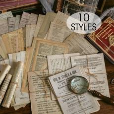 bulletjournal, Vintage, Scrapbook, Book