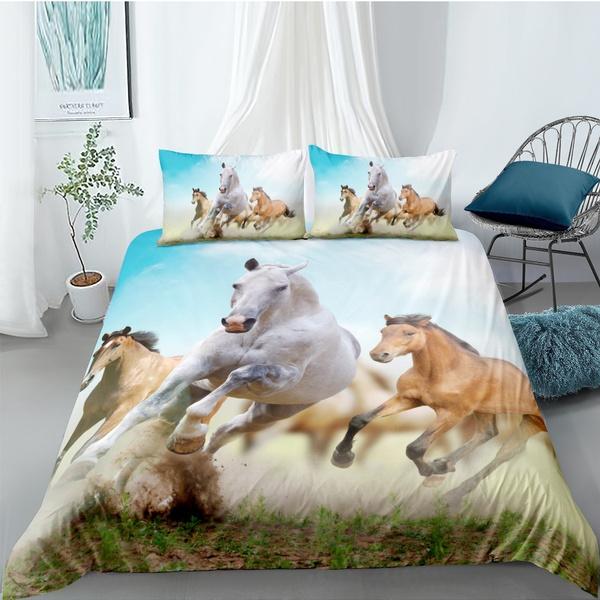 horse, Home Decor, 3dprinting, Bedding