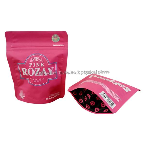 pink, Zip, emptybag, snacksbag