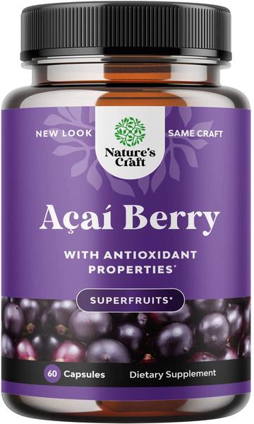 acaiberry, metabolismboost, weightlosssupplement, fatburner