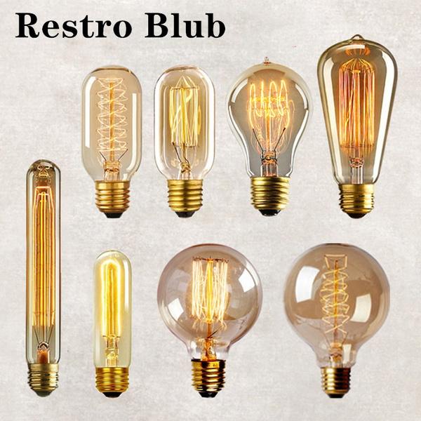 Light Bulb, edisonlamp, Fashion, Home Decor