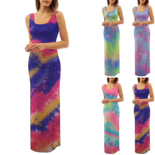 sleeveless, slim, Dress, long_maxi_dress