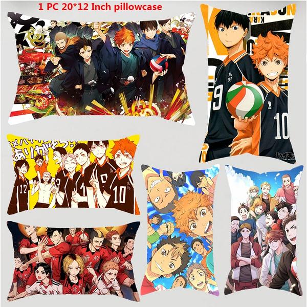 Japanese, Home Decor, Pillowcases, Japanese Anime