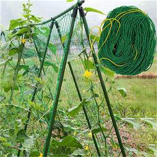 plantnet, Plants, nylontrelli, climbingnet