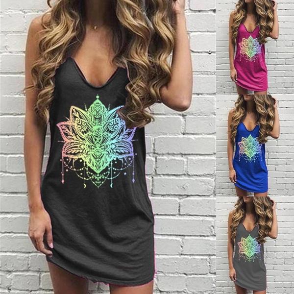 Summer, Plus Size, Shirt, minidresselvendre