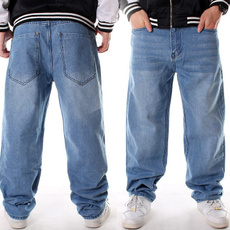 Plus Size, pants, Denim, street style
