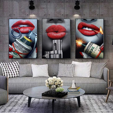 Wall Art, Home Decor, canvaspainting, Oil Painting On Canvas