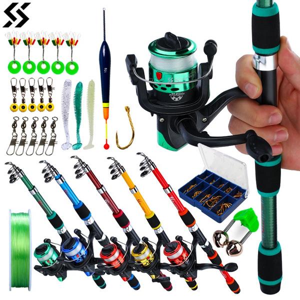 fishingset, Outdoor Sports, fishingrodcombo, Fishing Tackle