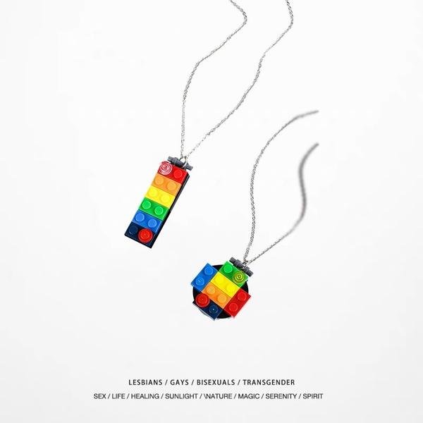 rainbow, le, Jewelry, gay