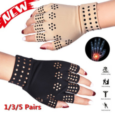 fingerlessglove, compressionglove, handpainted, healthampbeauty