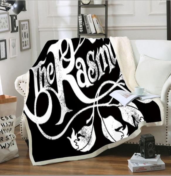 3dprintblanket, Fleece, Sofas, Throw Blanket