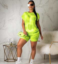 Fashion, short sleeves, casual shirt, Women's Fashion