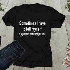 Summer, Funny, Shirt, Tops & Tees