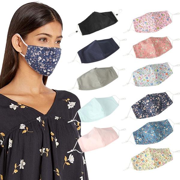Cotton, Protective, mouthmask, washablemask