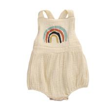 rainbow, Summer, Baby, sleeveless
