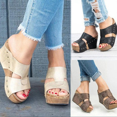 rivetshoe, Summer, Sandals, Women Sandals