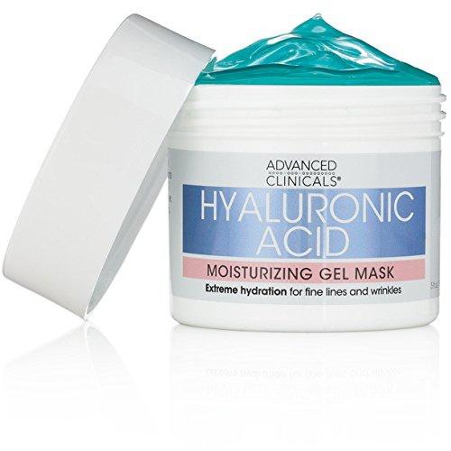 hyaluronicacid, gelmask, Masks, Moisturizing