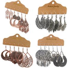 Sterling, Fashion, 925 sterling silver, wedding earrings
