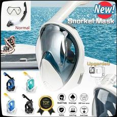 divingmask, Silicone, scubadivingmask, Goggles