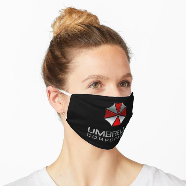 maskforface, Umbrella, residentevil, Face Mask