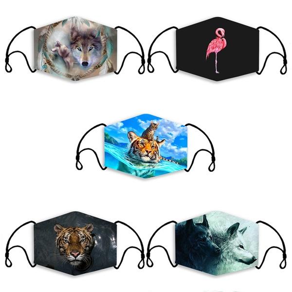 tigermask, Tiger, Outdoor, dustmask