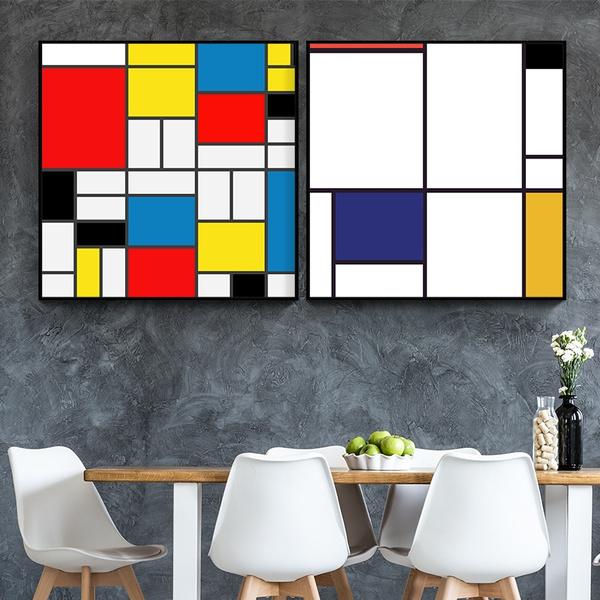 bedroom, canvasart, Modern, Wall Art