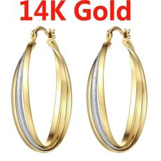 yellow gold, White Gold, Dangle Earring, Jewelry
