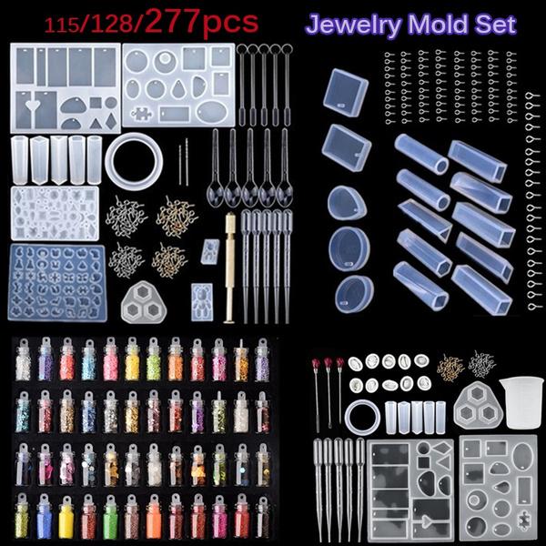 castingmoldskit, diyjewelry, uv, Jewelry
