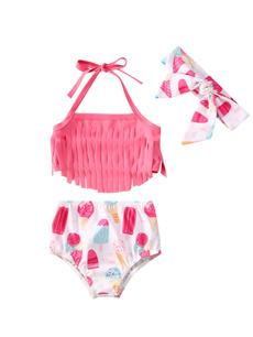 Summer, babygirlsclothe, bathing suit, Tankini  Bikinis
