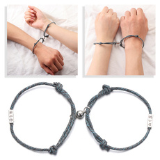 Rope, rope bracelet, Jewelry, magneticcouplebracelet