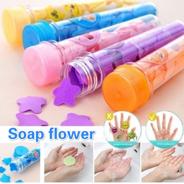 Flowers, portable, Cleaning Supplies, handsanitizer