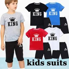 kids, Summer, kingletter, Sleeve