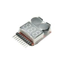 buzzerindicator, led, tester, Battery