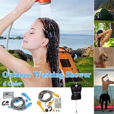 Kit, Shower, carshowerhead, camping