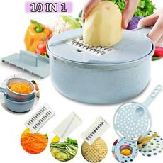 multifunctionvegetablechopper, Kitchen & Dining, grater, graterspeeler
