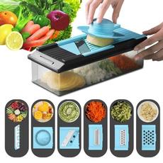 Kitchen & Dining, vegetablecutter, vegetableslicer, rmultifunctionvegetablechopper