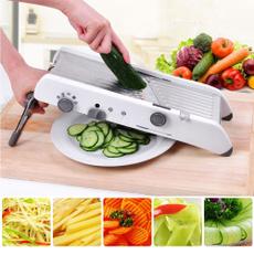 Steel, saladchopper, Kitchen & Dining, vegetablecutter