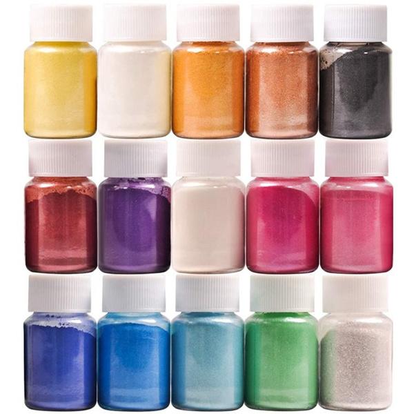 naturalpowderpigment, slimepowder, art, Bottle