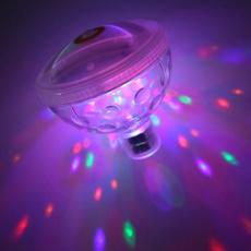 floatinglight, led, hottubspalight, lights