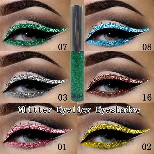 shimmereyeshadow, eyemakeupart, Eye Shadow, Makeup