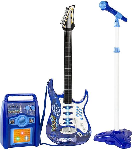 Blues, play, Set, Electric