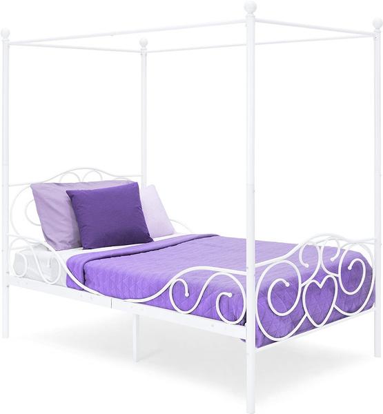 Frame, Metal, footboard, Beds