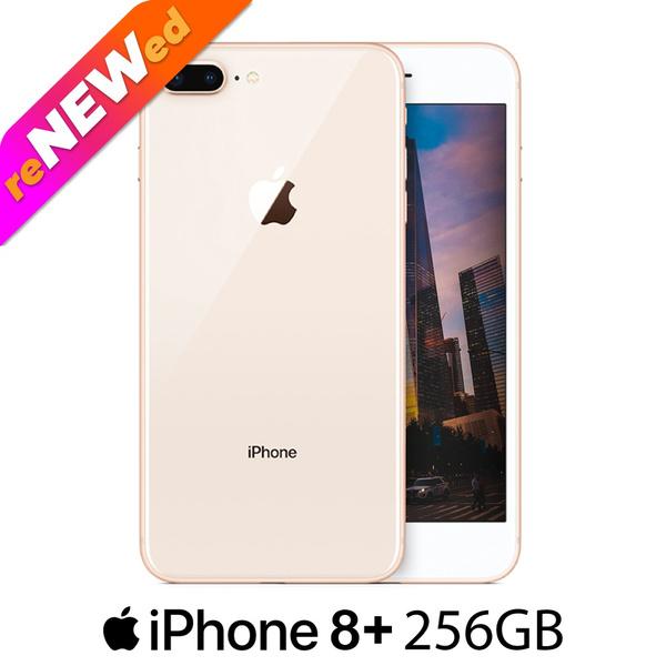 iphone8plu, Smartphones, Apple, gold