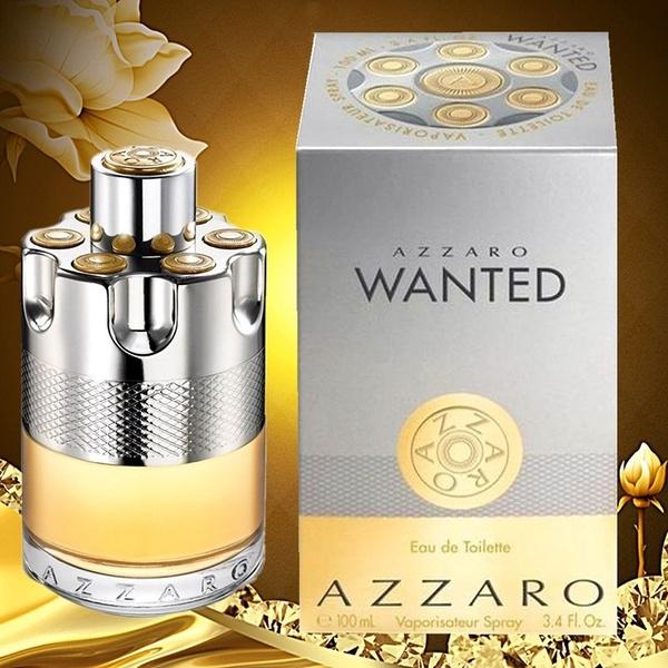 azzaroformen, Eau De Parfum, Sprays, azzarowanted