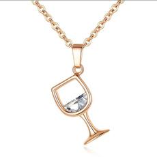 Copper, Fashion, Chain, gold
