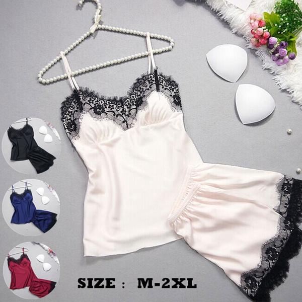 Clothes, womensleepwear, Lace, Home & Kitchen